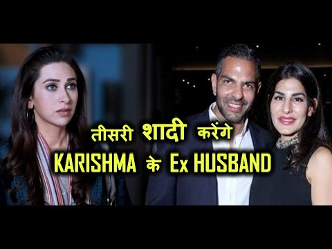 Karishma's Ex –Husband Sanjay Kapoor getting married again!