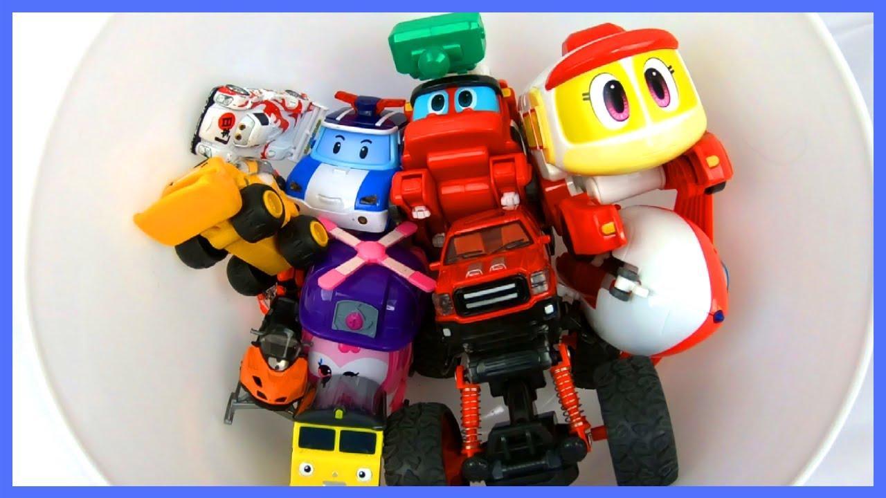 Kids Learn Police Car, Ambulance, Fire Truck Name. 아이들 경찰차, 소방차, 구급차, 영어 이름 배우기
