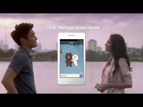 [LINE TVC] LINE Brings You Closer (Malay-English) / LINE Mengeratkan Anda_Revised Travel Video