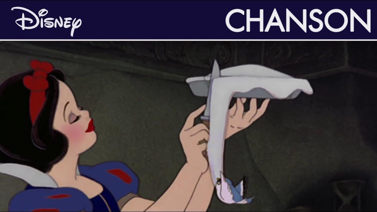 Blanche Neige et les Sept Nains - Un jour mon prince viendra (reprise) I Disney