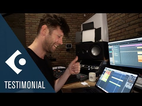 Frontliner Testimonial on Cubase 10 | First Impressions