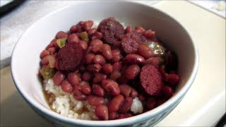 Crockpot Red Beans And Rice Recipe - Veda Day 24