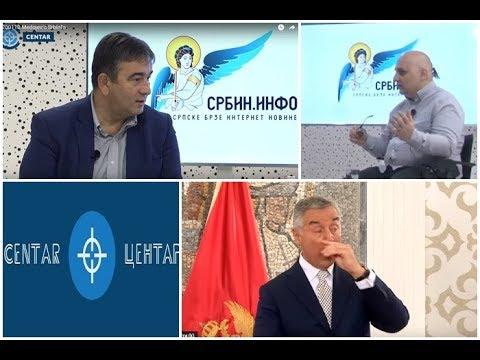 Vanredna emisija iz Podgorice  Neboja Medojevi: Milo je kokainski zavisnik i satanista