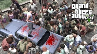 GTA 5 Зомби Апокалипсис #29 - ЭТО КОНЕЦ! (ГТА 5 МОДЫ)