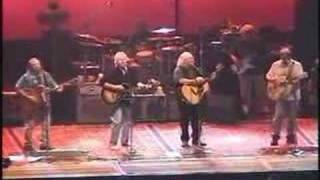 Crosby, Stills, Nash, and Young playing Ohio at the Air Canada Cent...