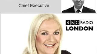 "Haras Rafiq ""He will try to manipulate the media"" - BBC Radio London Vanessa Feltz"
