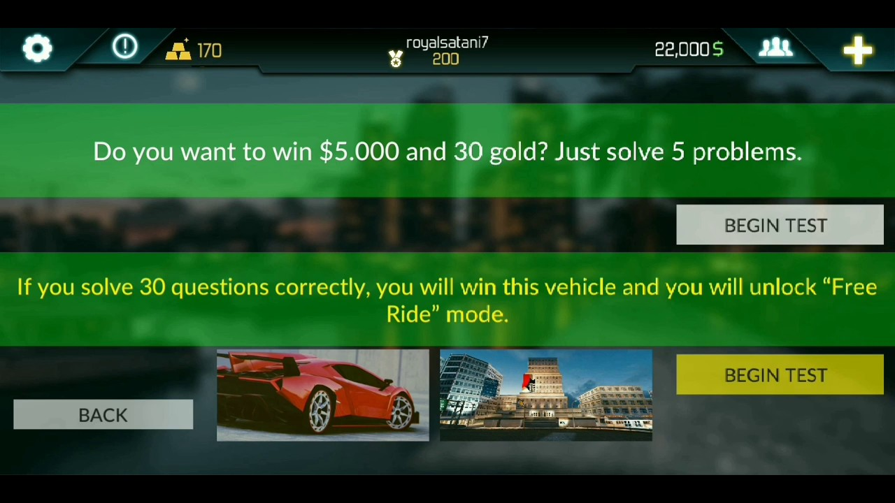 Real Car Parking 2 Game Answers Of 30 Hard Questions Wunlimedt
