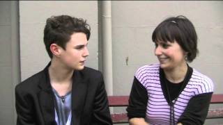Leigh-Chantelle interviews Jack Styles + Recruiting & Campaigning with Young People talk