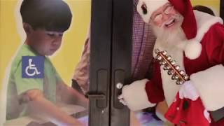 Santa Claus is Coming to Kidseum