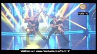 El Gran Show   Segundo baile de Gino Pesaressi con Michel Soifer