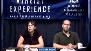 Surely, You Can't Be Serious - Atheist Experience 406