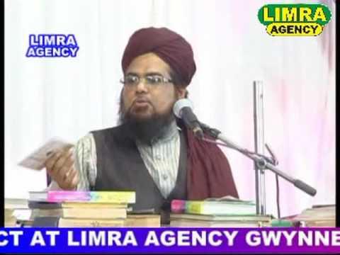 Zalzala Maulana Yusuf Raza Qadri Part 7 New Takreer HD India