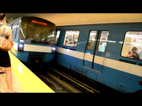MONTREAL METROS NOT STOPPING AT CREMAZIE STATION