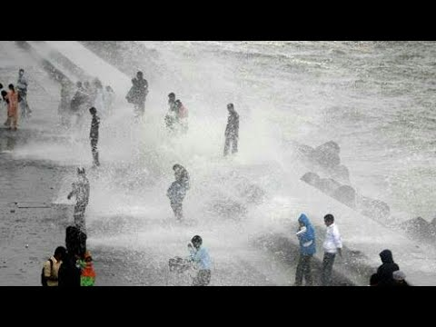 Mumbai High Tide Beginning 2017