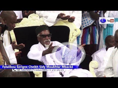 Fatalikou Serigne Cheikh Sidy Moukhtar Mbacké  TAWFEKH PROD TV HD