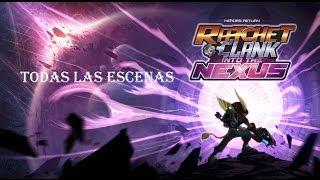 Ratchet & Clank Into The Nexus: Todas las escenas en español HD