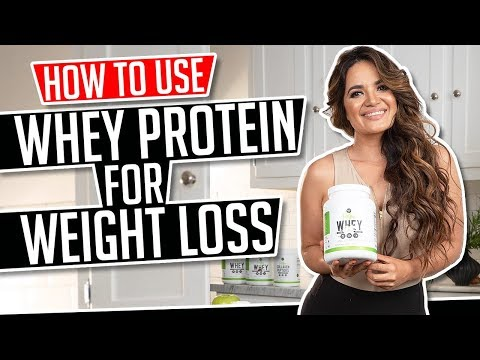 HOW TO USE WHEY PROTEIN FOR WEIGHT LOSS │ Gauge Girl Training