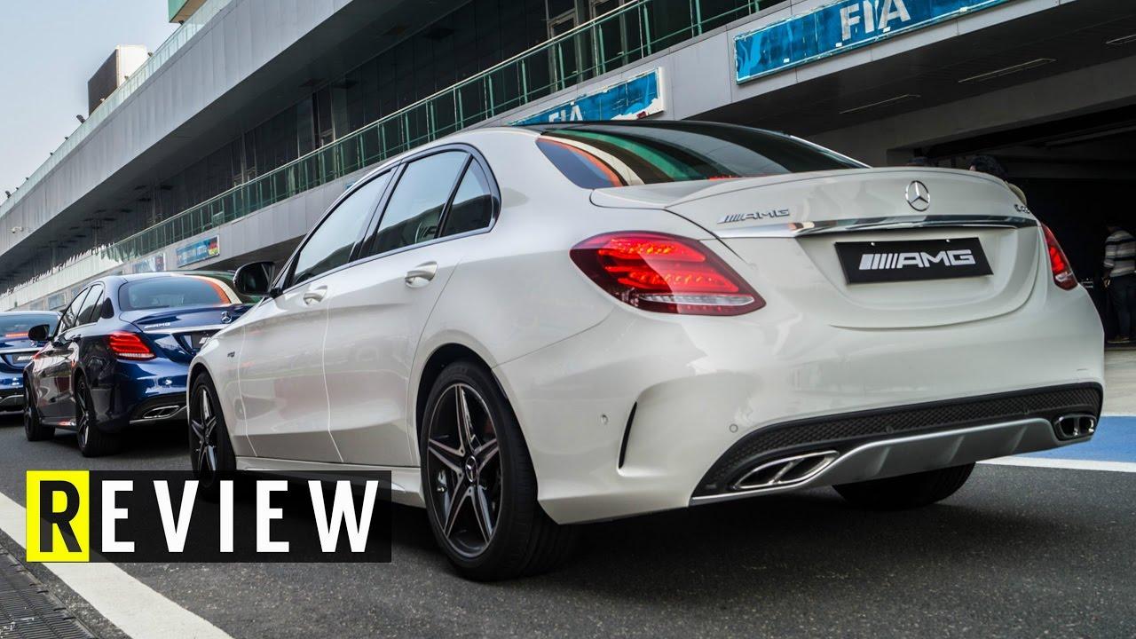 2017 Mercedes C450 Amg Sedan Review