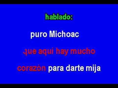 Alacranes Musical   Por Quien Me Dejas Karaoke