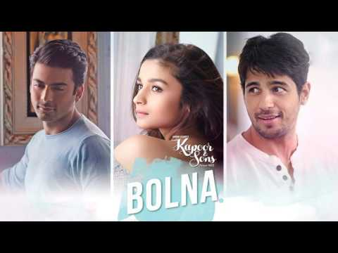 Bolna (Full Song) – Kapoor & Sons | Arijit Singh & Asees Kaur