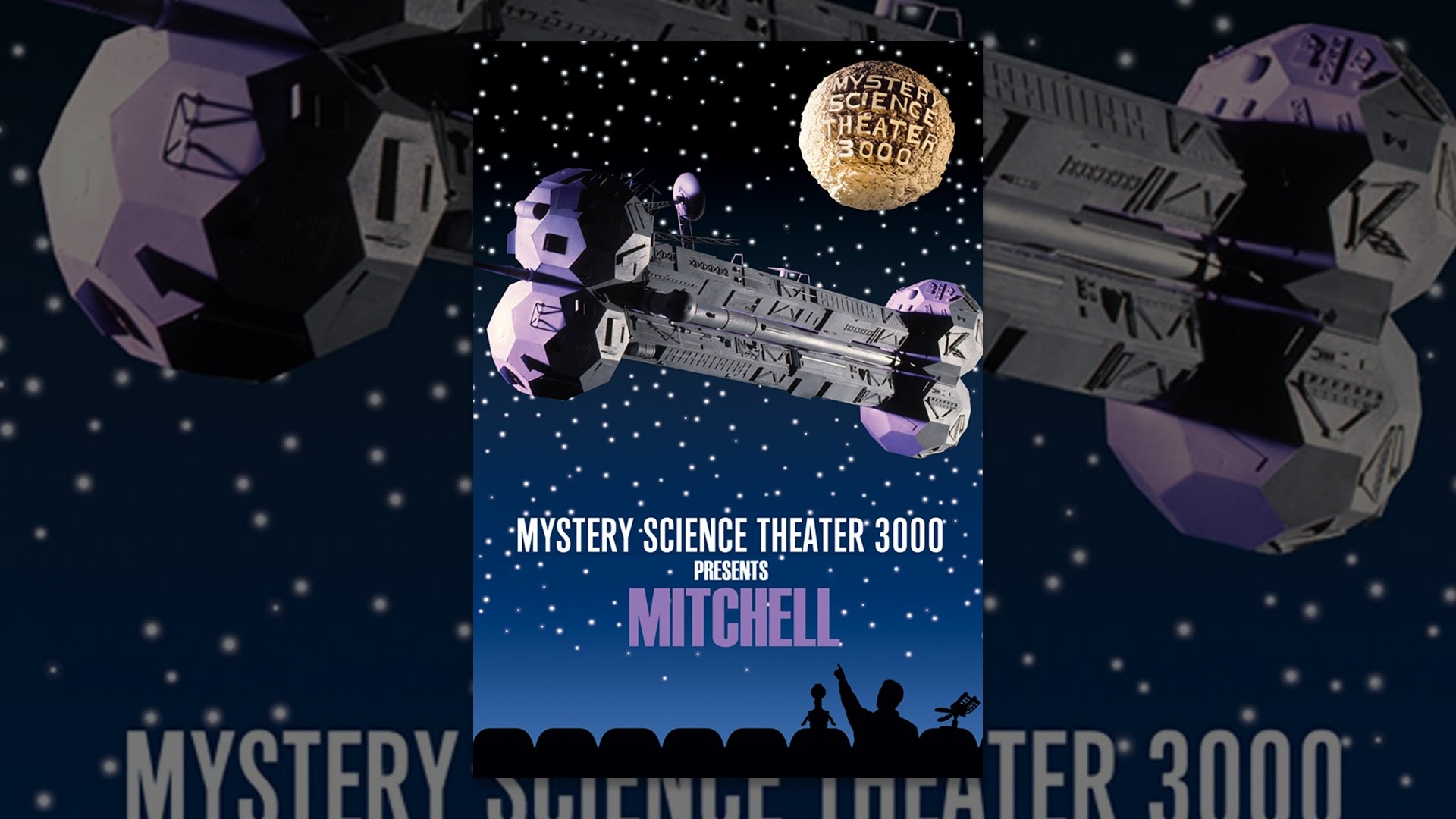 Mystery Science Theater 3000 Mitchell Youtube