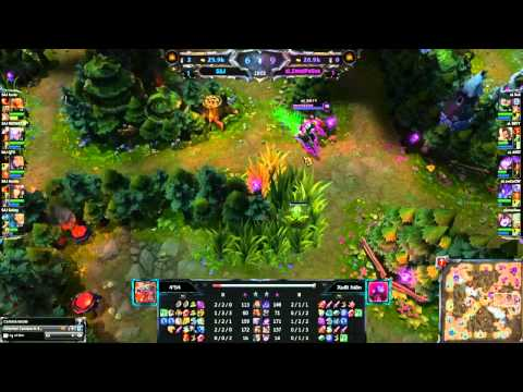 [IEM BaLan] [Bán Kết] [Game 3] al.Eventpotion vs Saigon Jokers [12.12.2012]