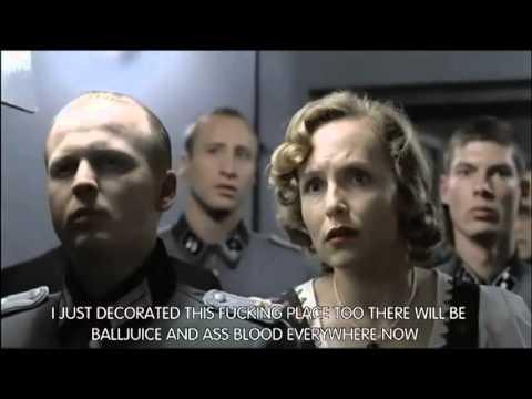 Hitler pisses chuck norris off