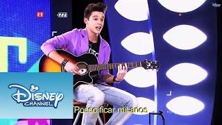 Violetta: Federico canta ¨Ahí estaré¨ (Ep 67)