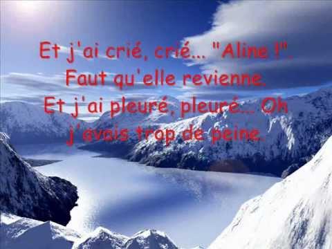 Chistophe - ALINE (With Lyrics).wmv (HD)