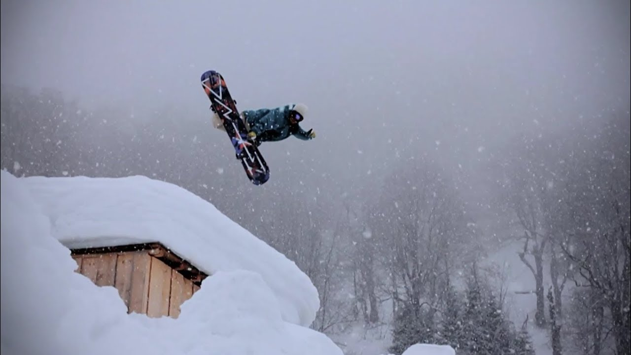 Life as a Professional Snowboarder - Marco Smolla 2012 - YouTube
