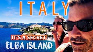 Italy's Secret Paradise! Elba Island. Great Hikes, Amazing Food And Beautiful Beaches.