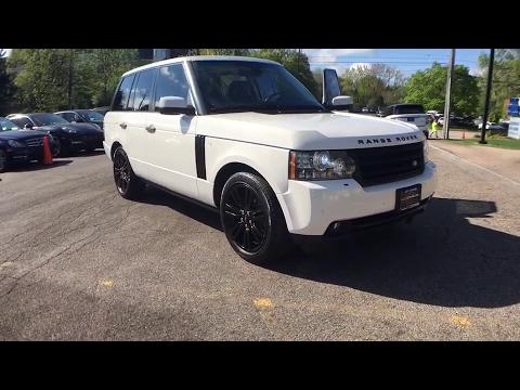 2010 Land Rover Range Rover Northbrook, Arlington Heights, Deerfield, Schaumburg, Buffalo Grove, IL