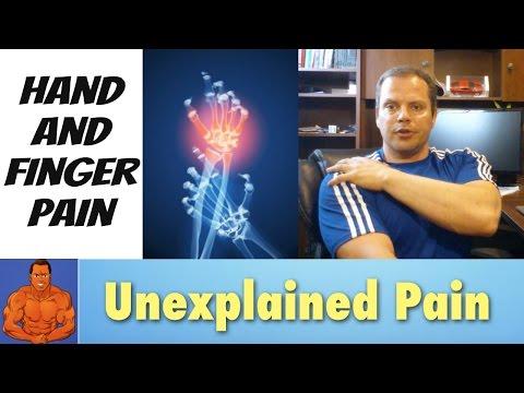 unexplained-hand-&-finger-pain---nerve-impingement