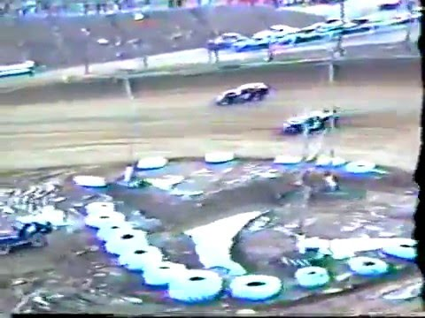 1995 Beckley Motor Speedway UMP Modified Heat Race 5-12-1995