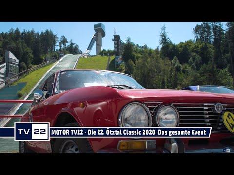 MOTOR TV22: Alle 3 Tage der 22. Ötztal Classic 2020