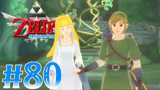 The Legend of Zelda: Skyward Sword 100% Walkthrough - Part 80: The Power of the Triforce!