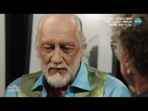Sneak Peak of Mick Fleetwood on Rock & Roll Road Trip With Sammy Hagar | April 9th