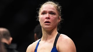 Ronda Rousey's Home ROBBED