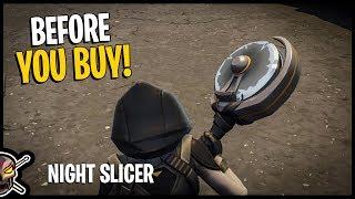 Night Slicer Tool   Nightshade