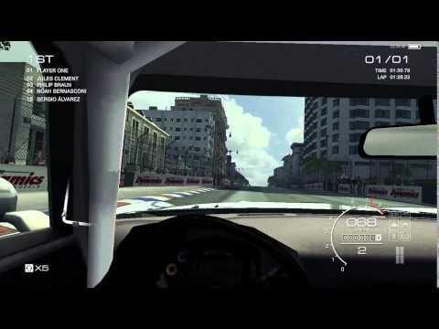 Intel 'Bay Trail' Gaming Tests - GRID Autosport - Benchmark