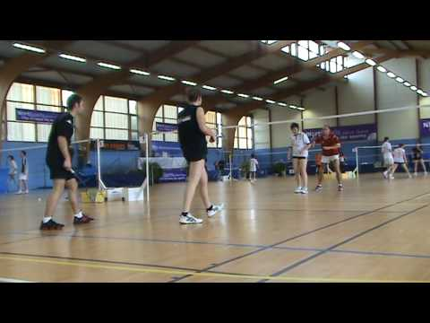 DMx C Demi Finale Fouquet Izambard ESBB 86 contre Eugène I Vildary ESBB 86 partie 2