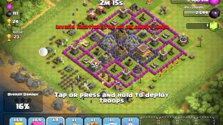 Clash of Clans Farm attack strategy 14