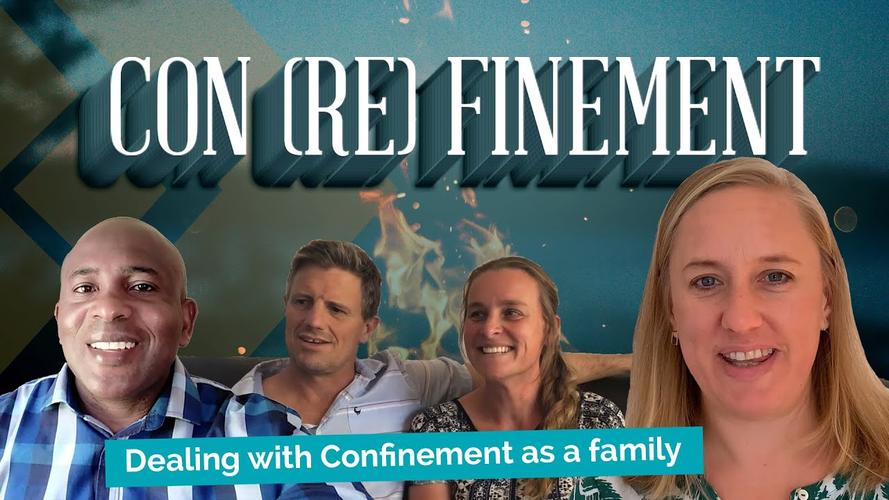 Confinement Refinement - Dealing with Confinement as a family
