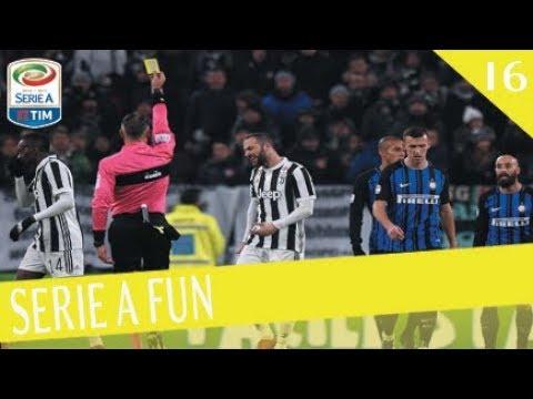 Serie a fun - giornata 16 - serie a tim 2017/18