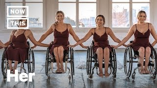 How Women in Wheelchairs Dance Out Their Dreams With The Rollettes | NowThis