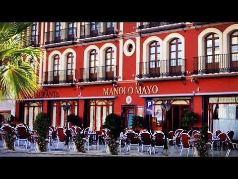 Hotel Restaurante Manolo Mayo. Los Palacios y Villafranca. Sevilla