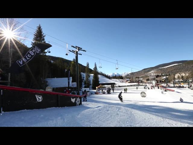 A51 Hosts The Volcom PB and Rail Jam at Keystone Feb 28, 2015