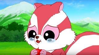 Юху и его друзья – Два семени - сезон 1 серия 38– обучающий мультфильм для детей
