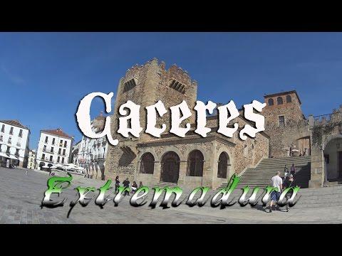 Viaje por Extremadura: Cáceres #2