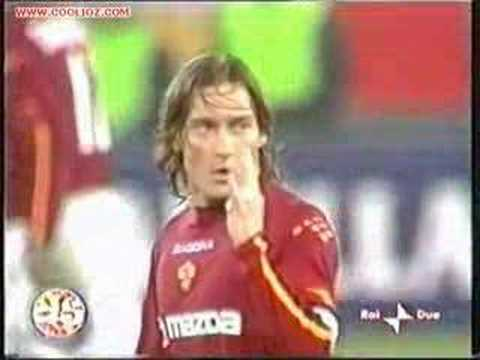 Totti  4  e a casa   YouTube